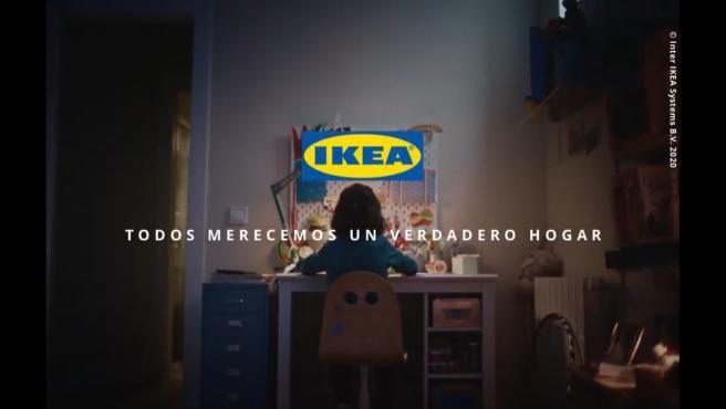 campaña de navidad Ikea 2020