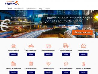 plataforma de seguros